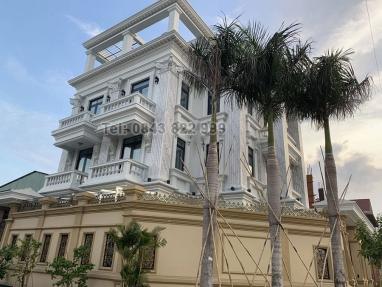 Kiệt tác biệt thự tân cổ Pháp 3 tầng thiết kế và thi công trọn gói bởi Luxury Castle 21019
