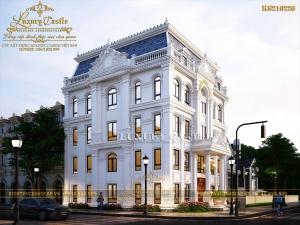 Ấn tượng với mẫu thiết kế khánh sạn Hồng Ngọc bậc nhất Lai Châu KS210226