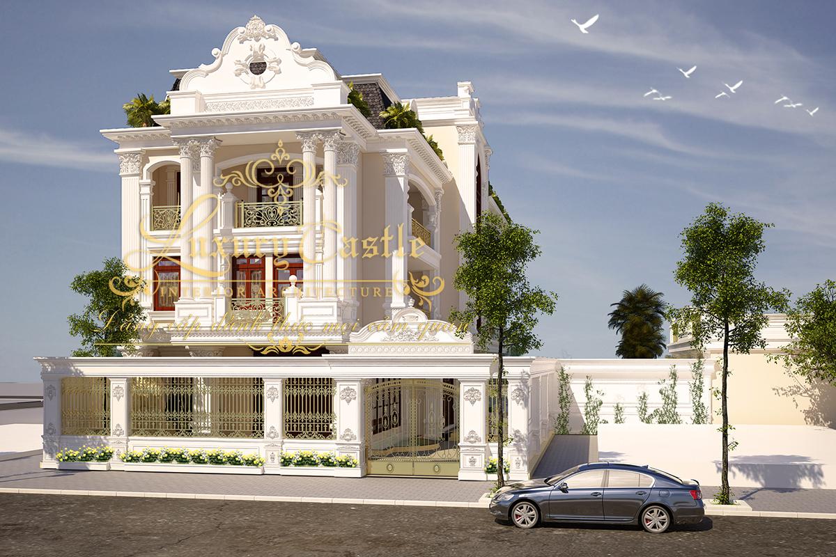 Thiết kế nhà phố biệt thự Anh Thành Vĩnh Yên Vĩnh Phúc