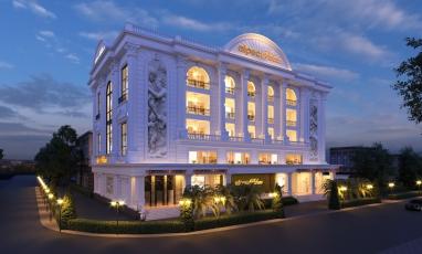 Building - Nhà hàng - Khách sạn