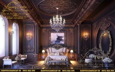 60 mẫu nội thất phòng ngủ tân cổ điển kiểu pháp đẹp nhất 2020