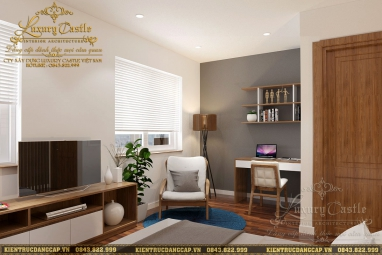 Mẫu thiết kế nội thất phòng ngủ hiện đại phóng khoáng rẻ đẹp sang trọng