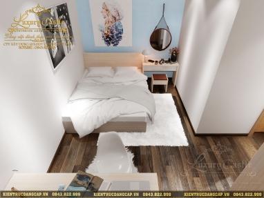 11 nguyên tắc bố trí phòng ngủ nhỏ khoa học, phong thủy đơn giản