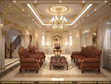 Lựa chọn kích thước tiêu chuẩn của các kiểu dáng sofa phù hợp với từng gia đình