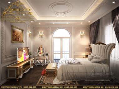 3 Mẫu phòng ngủ tân cổ điển với 3 phong thái hoàn toàn khác lạ độc đáo chinh phục bất cứ ai