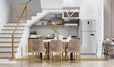 Chiêm ngưỡng mẫu nội thất nhà phố hiện đại vừa đẹp vừa sang tại Đà Nẵng