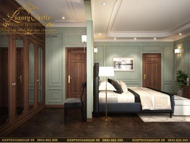 Khám phá nội thất phòng ngủ Master hiện đại chuẩn phong thủy vạn người mê