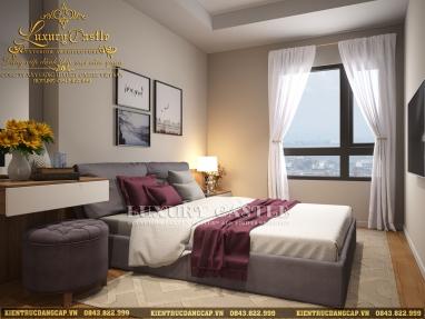 Combo 2 mẫu nội thất phòng ngủ hiện đại tiết kiệm mà vẫn sang trọng tinh tế