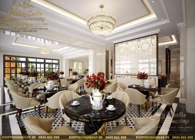 Thiết kế và thi công trọn gói nội thất khách sạn cao cấp tại Hạ Long