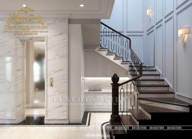 Những lưu ý quan trọng về phong thuỷ trong thiết kế cầu thang nhà ở