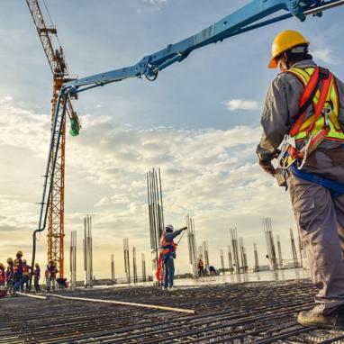 Biện pháp thi công bê tông khối lớn và các tiêu chuẩn kèm theo