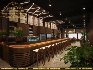 Những lưu ý khi thiết kế nội thất quán Cafe đẹp - Sự lựa chọn thông minh cho mọi người