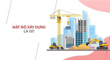 Mật độ xây dựng là gì? Cách tính mật độ trong xây dựng như thế nào?